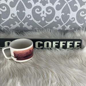 Starbucks | Retired Artesian Series 08/08 Mug